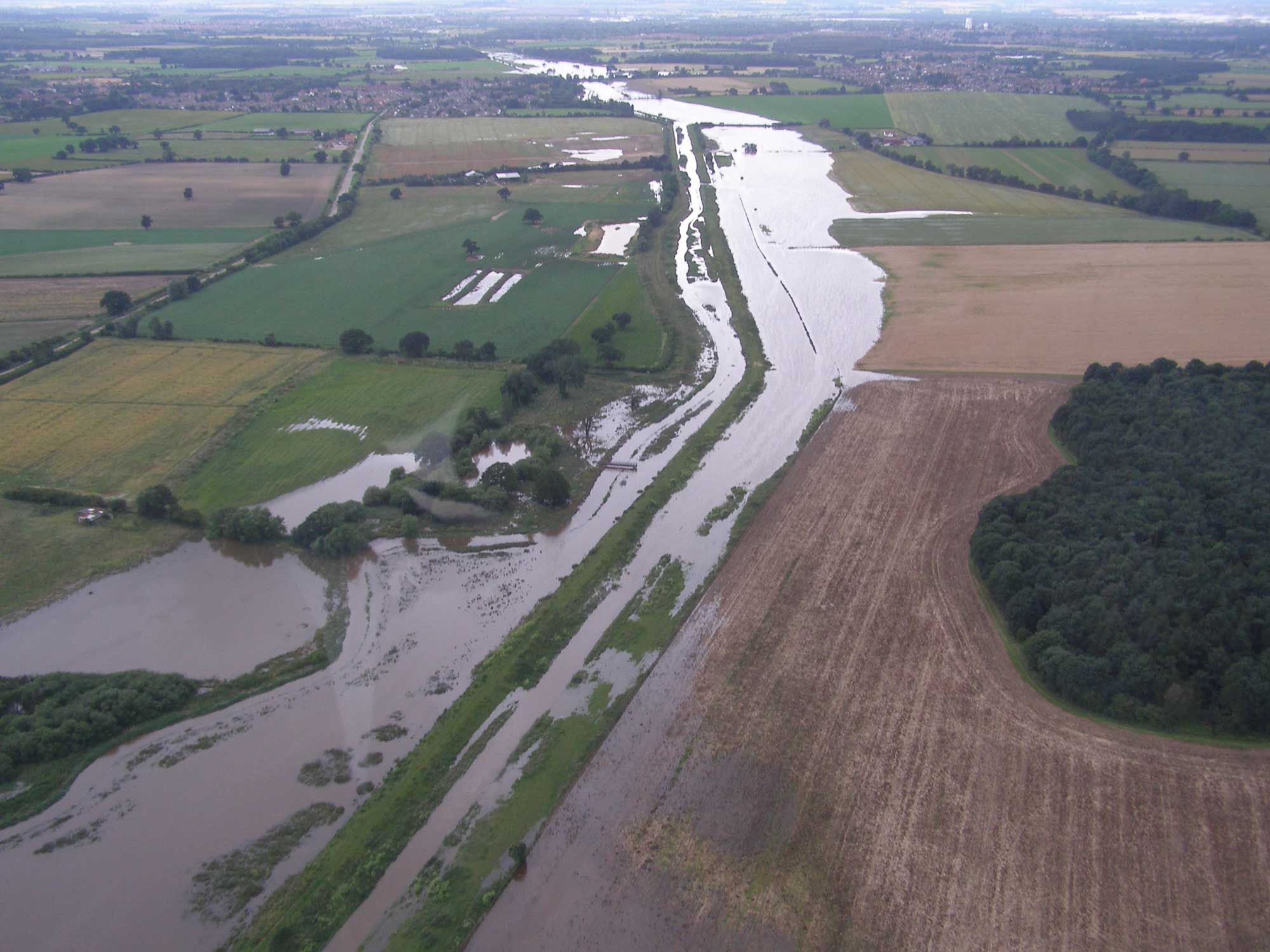 Management of Water and Flood Incidents