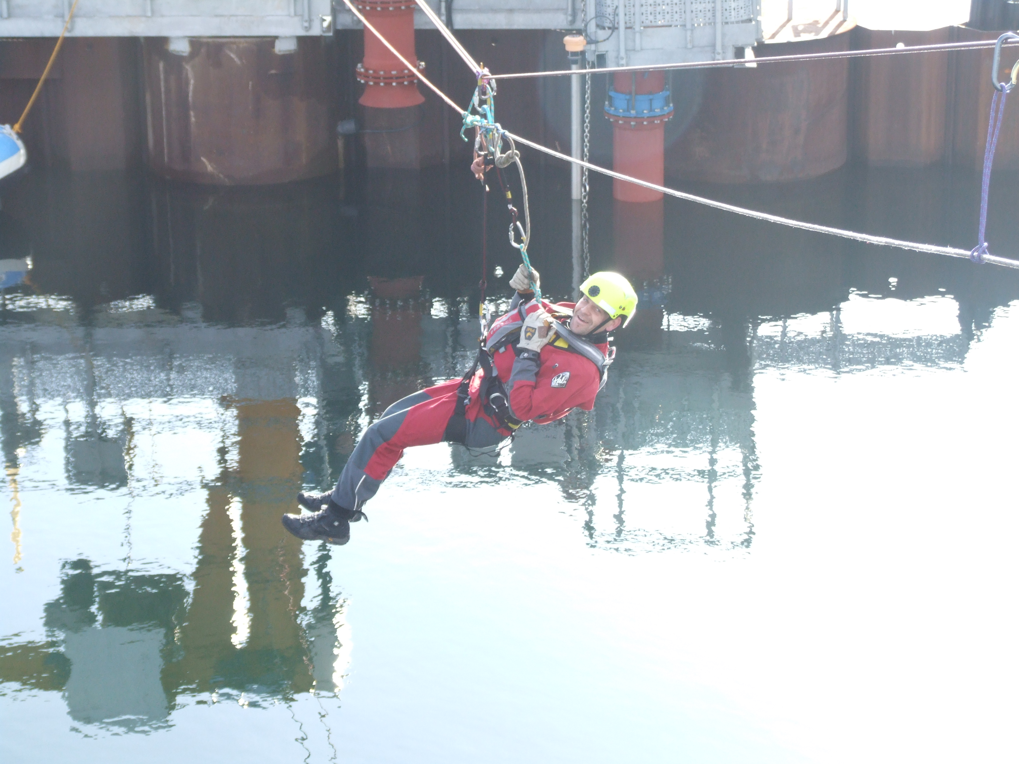 Swiftwater and Flood Rescue Technician – Advanced – Rope