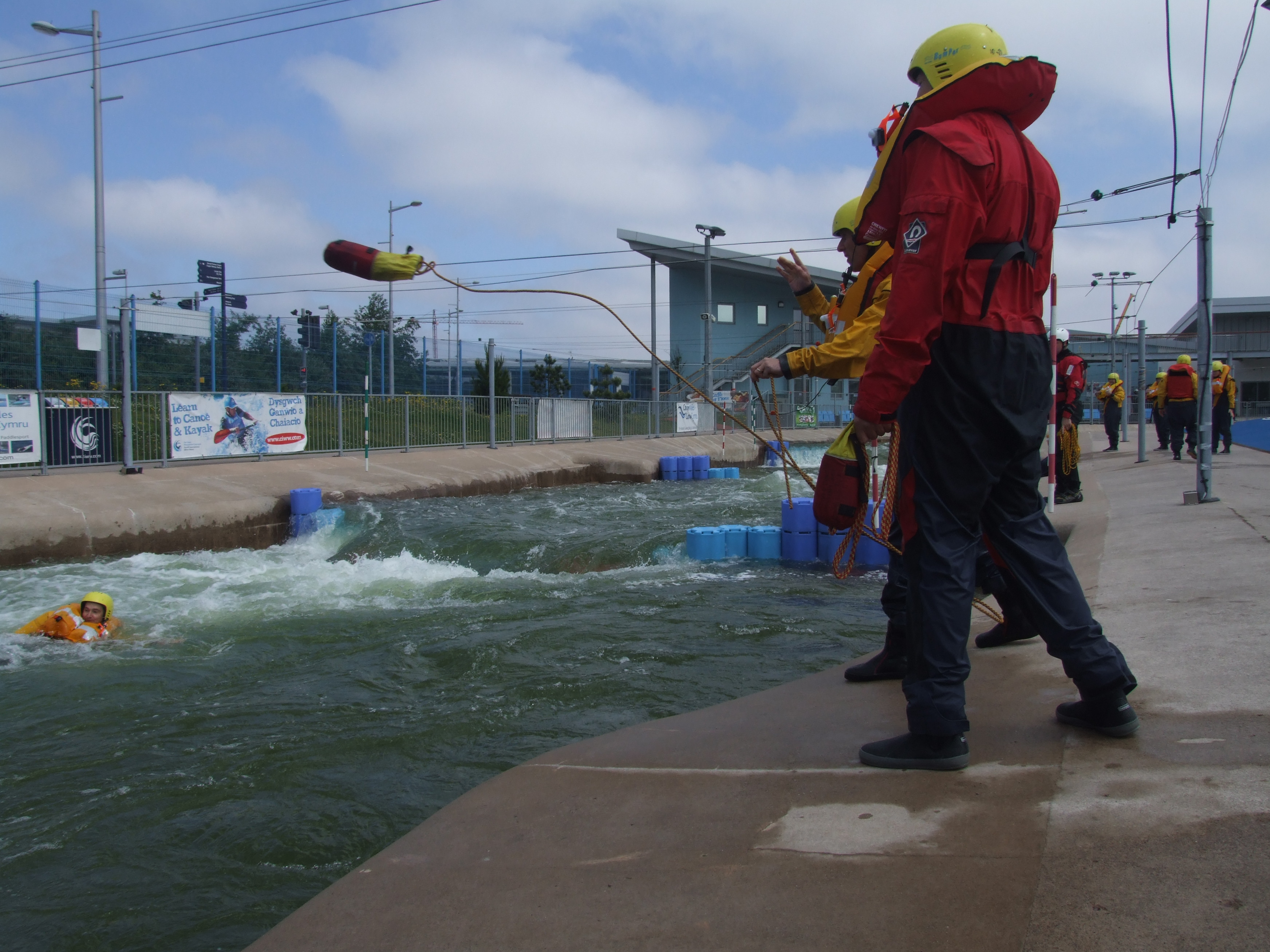 Water PPE Hire