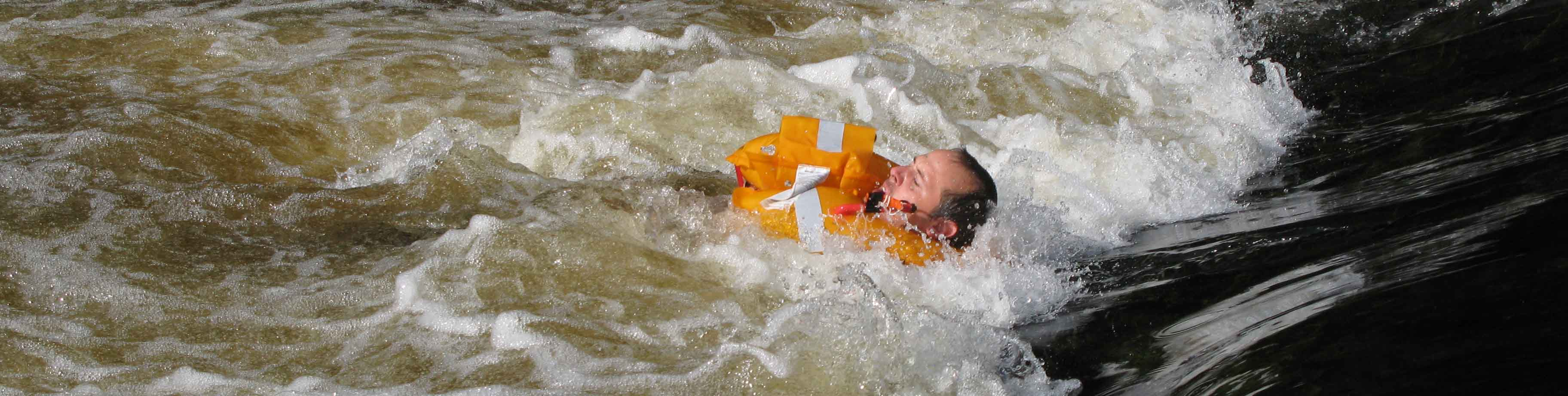 Swiftwater and Flood Rescue Technician