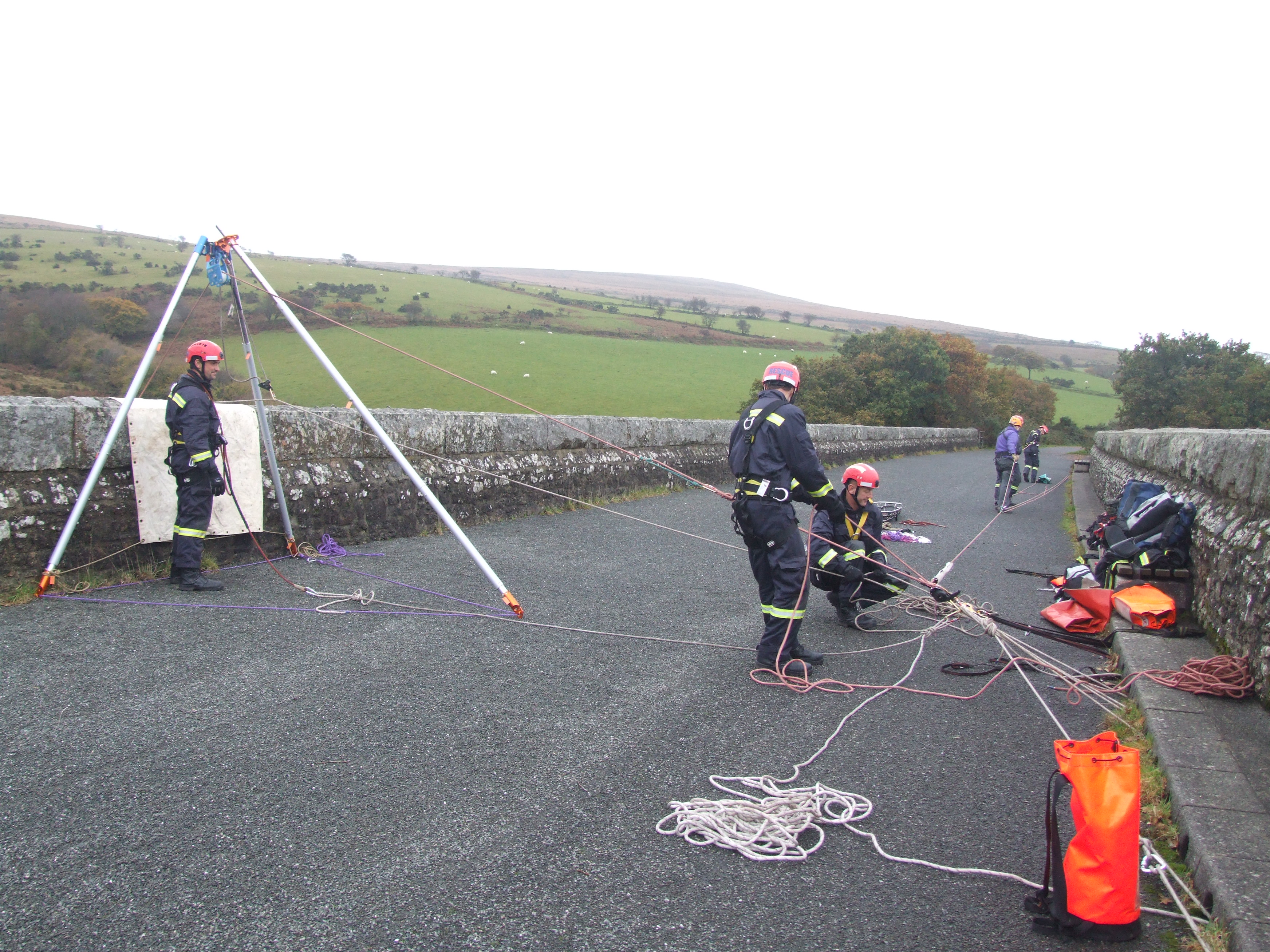 Rope Rescue Technician Advanced